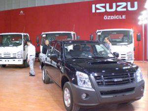 Gaziantep Autoshow'a Isuzu damgası