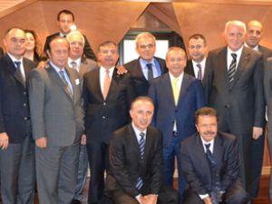İsmet Yılmaz DTO Meclisi'ne katıldı