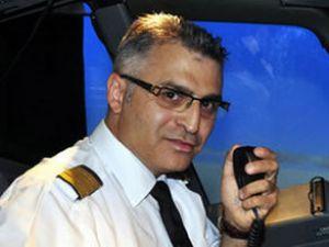 Türk Hava Yolları'nın romantik  pilotu
