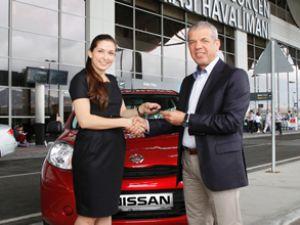 ISG'den uçmak Nissan Micra kazandırdı