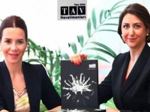 TAV Faaliyet Raporu Dünyanın en iyisi seçildi