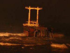 Tayvan'da gemi kayalara çarptı: 4 ölü