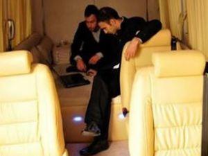 Katar Emiri'ne süper lüks minibüs
