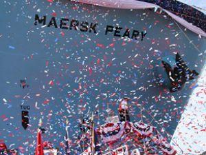 Maersk Peary tankeri törenle isimlendirildi