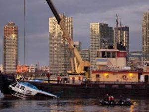 ABD'de helikopter düştü: 1 ölü, 4 yaralı