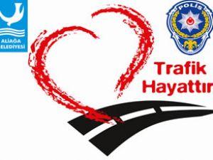 Başkan Oğuz'dan Trafik hayattır projesi