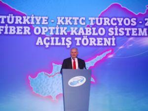 Türkiye ile KKTC fiber ile bağlanıyor