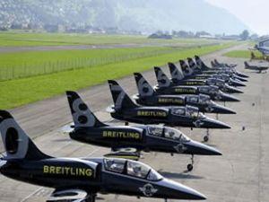 Breitling Jet Team İstanbul'a geliyor