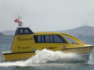Burhaniye-Akçay arasına deniz taksi