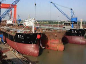 CSI iki günde üç yeni gemi teslim etti