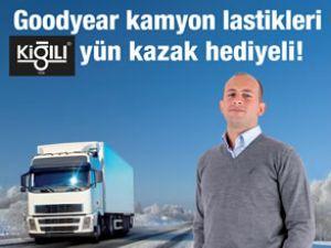 'Yol Arkadaşı' Goodyear'dan kampanya