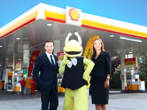 Turkcell'li çiftçilerin yakıtına Shell bereketi