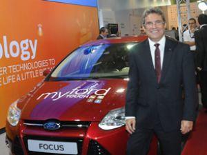 Ford, SYNC teknolojisini tanıttı