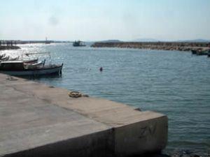 Gömeç'in balıkçı barınağı hizmete alındı