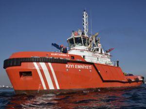 Kurtarma-9, KEGM'ye teslim edildi
