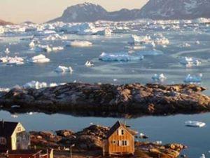 Yüksek deniz sıcaklığı buzulları eritiyor