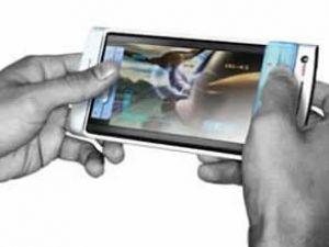 Akıllı telefonlar dokunmatik olacak