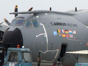 A400 projesinde 6 hisseye 10 adet uçak