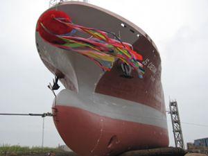 Eversafe, JS Caesar gemisini suya indirdi