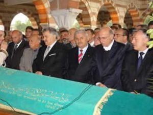 Aynur Ürkmez'in cenazesi toprağa verildi