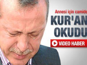 """Erdoğan'ın sesinden """"İntifar Suresi"""""""