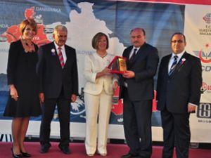 İnci Lojistik Türkiye'yi Avrupa'ya bağlıyor