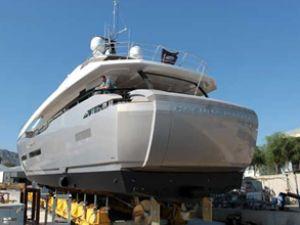 Peri Yachts, Peri 37 teknesini suya indirdi
