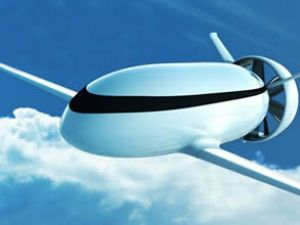 2050'de elektrikli yolcu uçağı üretilecek