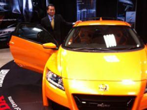 CR-Z Mugen RR Concept Türkiye'de tanıtıldı