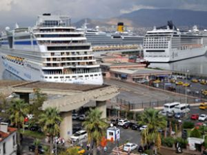 İzmir'i en çok Alman turistler tercih etti