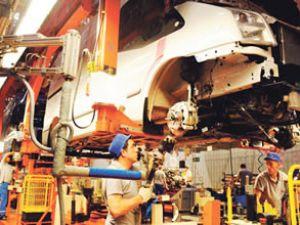 Ticari araç üretimi ocakta yüzde 47 azaldı
