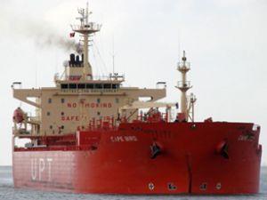 Cape Bird tankerine korsan saldırısı