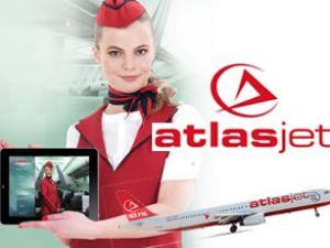 Atlasjet iPad uygulamasını hayata geçirdi
