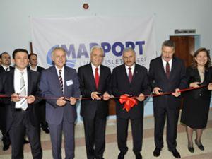 Liman Operasyon Laboratuvarı açıldı