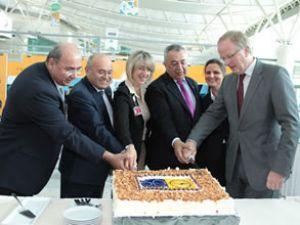 Lufthansa, 50 yıldır Ankara'ya uçuyor