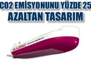 MHI'den emisyonu düşüren gemi tasarımı