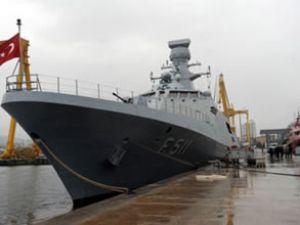 İşte ilk milli savaş gemimiz: Heybeliada