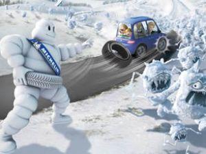 Michelin'den kışa merhaba kampanyası