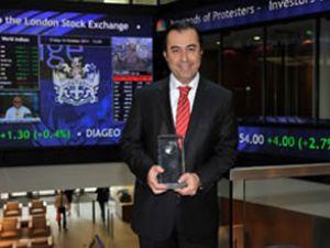 Türk Telekom'a da CEO'suna da büyük ödül