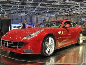 Ferrari FF şimdiden Türkiye'de 2 adet sattı