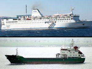Ankara gemisi Adriyatik'te çatıştı
