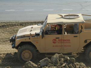 Allison sürüş pisti 2012'de açılacak