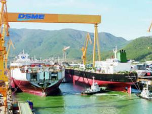DSME iki adet LNG taşıyıcı siparişi aldı