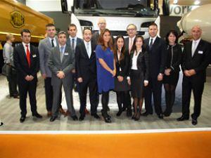 Scania inşaatta büyümeyi hedefliyor