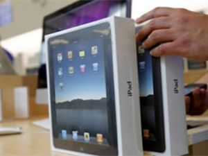 Vodafone, iPad 2'yi satışa sundu