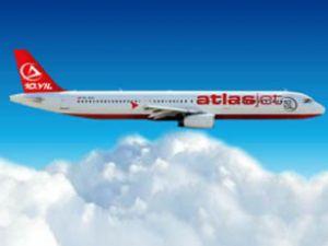 Atlasjet'ten Adnan Menderes duyurusu