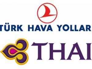 THY ile THAI'den ortak uçuş anlaşması