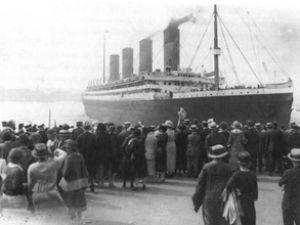 'Batan gemi Titanic değil RMS Olympic'di'