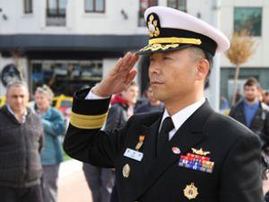 Koreli askerlerden Van'a anlamlı destek