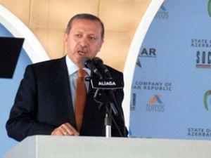 Star Rafinerisi'nin temeli İzmir'de atıldı